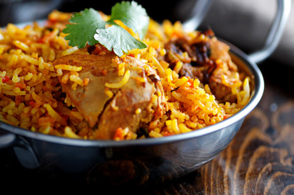 Saudi Chicken Biriyani