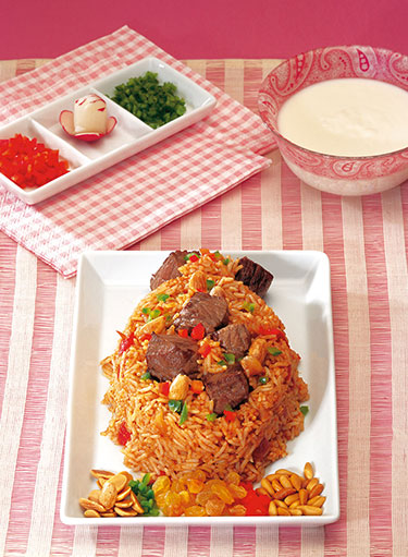 Saudi Kabsa Recipe Nestle Family Me