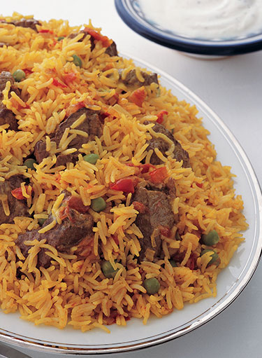 Lamb-Tomato-and-Green-Peas-Rice