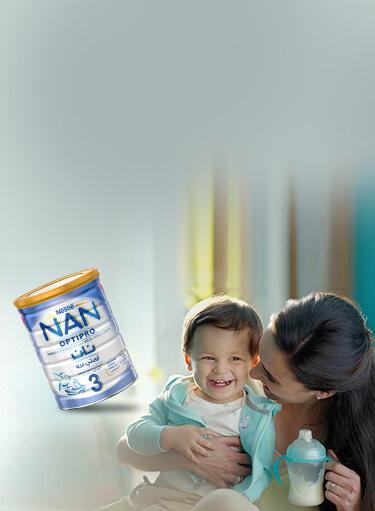 NAN® 3 | Nestlé Brands | Nestle Family