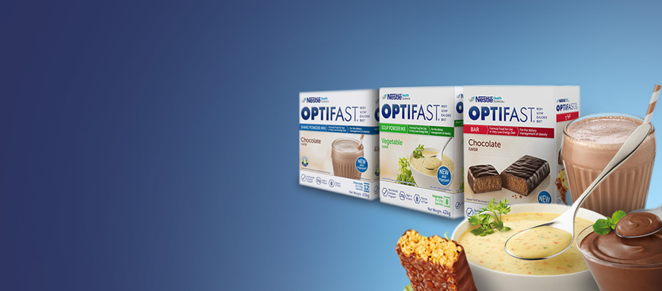 OPTIFAST VLCD SHAKE STRAWBERRY FLAVOUR