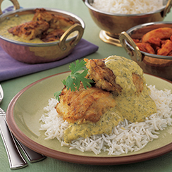 Lemon Coconut Chicken