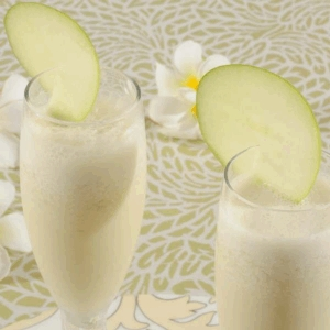 Apple and Earl Gray Milkshake