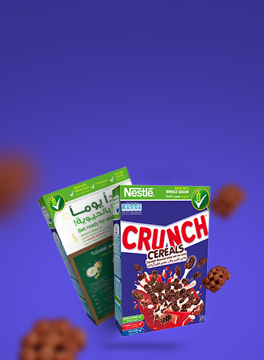 CRUNCH® Breakfast Cereal
