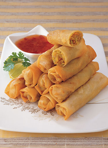Vegetable Spring Rolls Recipe Nestle Family Me