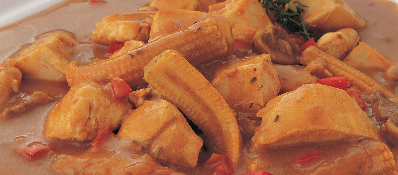 Chicken with Paprika