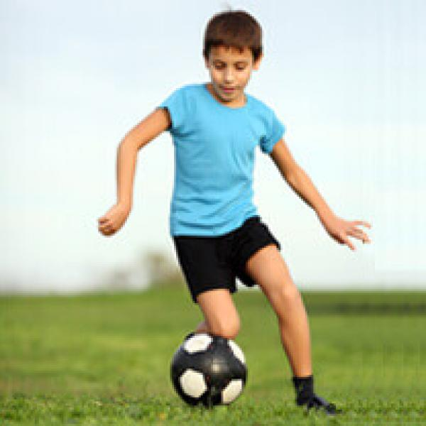 Give your child important nutrients when he exercises