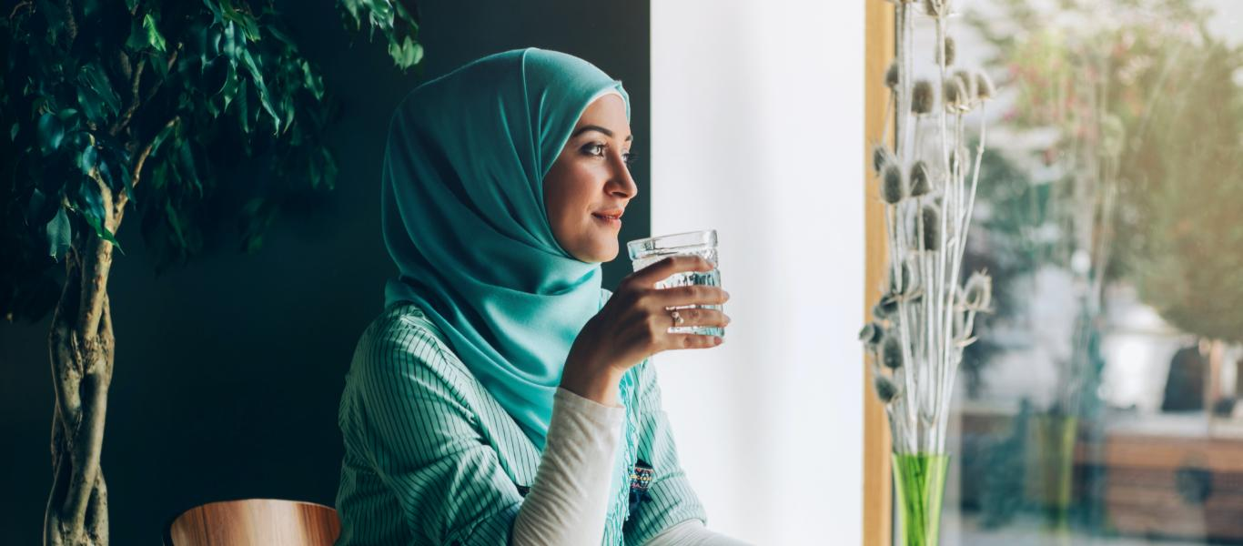 Stay hydrated during Ramadan