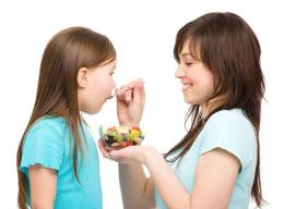 Kids' brain responses to food depend on their body composition