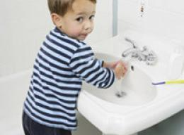Washing Hands: more important than you thought!
