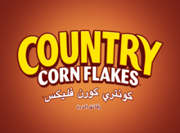 country cornflakes