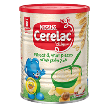 Cereal Wheat & Fruit Pieces