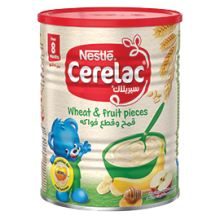 WHEAT & FRUIT PIECES 400g Tin