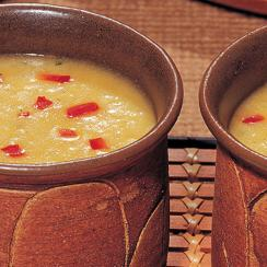 Corn and Bell Pepper Soup