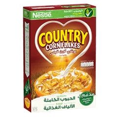 COUNTRY CORN FLAKES® Breakfast Cereal 1 kg