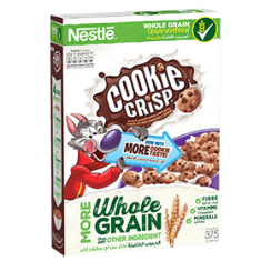 NESTLÉ® COOKIE CRISP® Chocolate Chip Breakfast Cereal