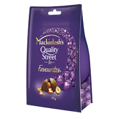 MACKINTOSH'S® QUALITY STREET® FAVORITES (HAZELNUT IN CARAMEL)