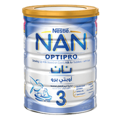 Nan Optipro 4 400g Nestle Family