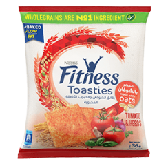 FITNESS® Toasties Tomato & Herbs