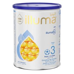ILLUMA 3 Growing Up Milk 400 g