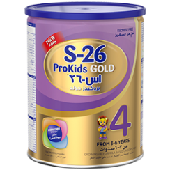 S-26 ProKids Gold 4 Growing Up Milk 400g