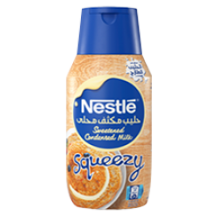 Nestlé® Squeezy Sweetened Condensed Milk 450 g