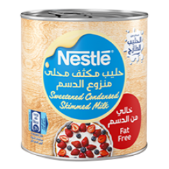 Nestlé® Sweetened Condensed Milk Fat Free 405g