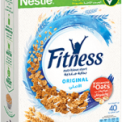 Nestlé® FITNESS® Breakfast Cereal