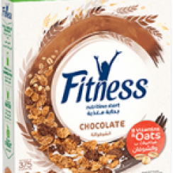 Nestlé® FITNESS® Chocolate Breakfast Cereal