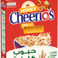 Nestlé® HONEY CHEERIOS® Breakfast Cereal