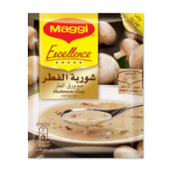MAGGI® Excellence Cream of Mushroom Soup
