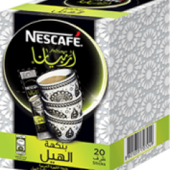 Nestlé® ARABIANA Instant Arabic Coffee with Cardamom 3g