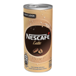 NESCAFÉ® Ready To Drink Latte Chilled Coffee