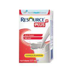 RESOURCE® PLUS Vanilla