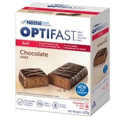 OPTIFAST VLCD BAR CHOCOLATE FLAVOUR