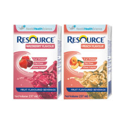 RESOURCE® Wild berry & Peach
