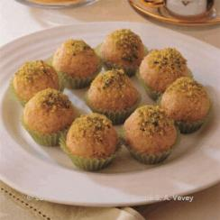 Othmaliye and Cardamom Balls