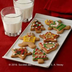 Light Christmas Cookies